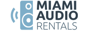 Miami Audio Equipment Rentals